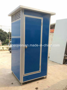 Low Pay Mobile Prefabricated/Prefab Container Public Toilet/House pictures & photos
