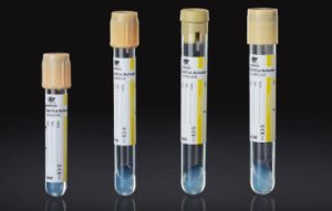 CE and FDA Cetrificated Gel+Clot Activator Blood Collection Tube pictures & photos