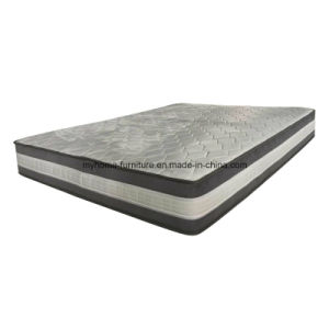 Chinese Manufacturer Simple Design Spring Mattress Bedroom Furniture Price