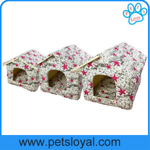 Manufacturer Cheap Large Pet House Dog Cat Bed pictures & photos