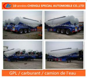 45cbm Ciment En Vrac Semi-Remorque Semi Trailer pictures & photos
