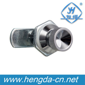 Swing Knob Cam Lock Without Key (YH9735) pictures & photos