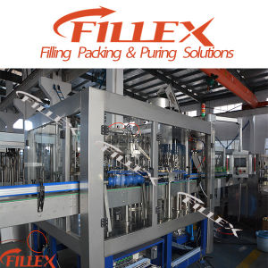 Auto Alcohol/Beer Filling Machine Factory pictures & photos