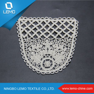 Soft Different Size Cotton Embroidery Collar Lace pictures & photos