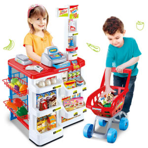 Kids Toy Gift Pretend Play Toy Supermarket Toy (H6977067) pictures & photos