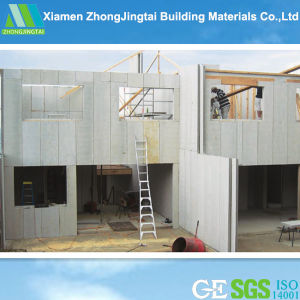 High Stability/Solid Core EPS Sandwich Panel for Roof and Partition Walls pictures & photos