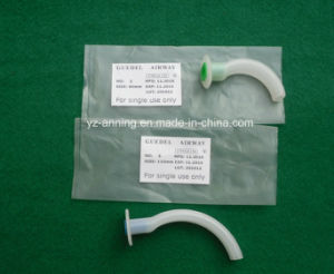 Disposable Medical Guedel Oral Oropharyngeal Airway pictures & photos