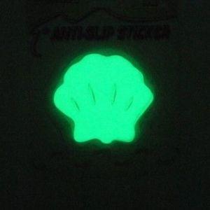 Glow in Dark Fluorescent Sticker for Bathroom Safety