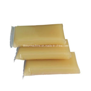 Hot Melt Glue/Jelly Glue/Animal Glue for Box Making pictures & photos