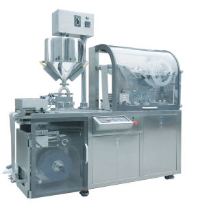 Automatic Blister Packing Machine (DPP-110) pictures & photos