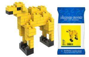 6739281-Camel Diamond Building Block 80PCS Educational Toy pictures & photos