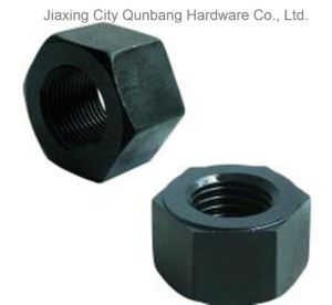 ISO4759 Heavy Hex Nuts High Strength Steel Cl. 10 (BLACK) pictures & photos