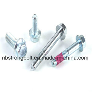 Hex Bolt with Flange DIN6921 pictures & photos