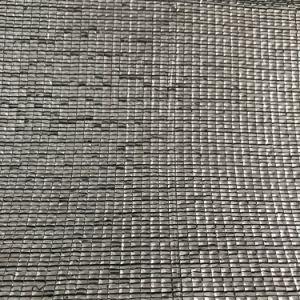 Energy Saving 25%~70% Inside Aluminum Shade Cloth Manufacturer pictures & photos