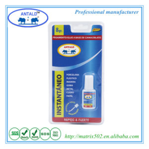 High Quality Adhesive Glue Super for Plastic and Metal
