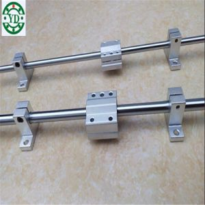 Sc25uu Linear Bearing Shaft End Support for CNC Guide pictures & photos