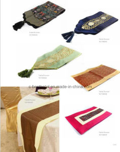 Hand-Made Webbing Table Runner Decorative Table Flag pictures & photos