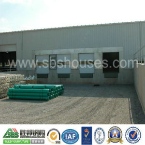 Hot Sales for Prefabricated Steel Structure Workshop Building pictures & photos