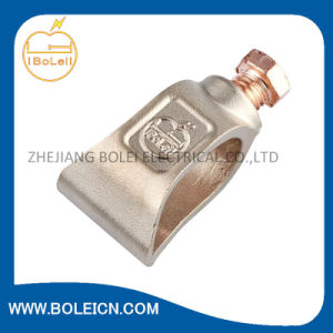 Bronze Ground Clamp Brass Rod to Cable Clamp with Good Quality pictures & photos