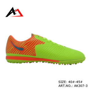 Football Sports Training Shoes Wholesale Outdoor for Men (AK307) pictures & photos