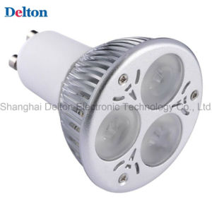3W GU10 Base LED Spot Light (DT-SD-001) pictures & photos