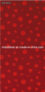 Demet Acrylic MDF Panel for Kitchen Cabinet (9625) pictures & photos
