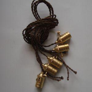 Brass E26 Lamp Holder, Vintage Lamp Sets pictures & photos