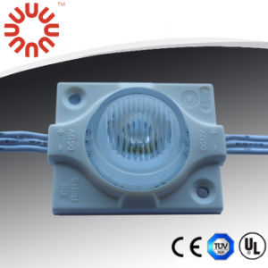 5050 1 LED Injection LED Module pictures & photos