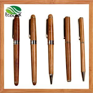 Eco-Friendly Bamboo Ball Pen pictures & photos