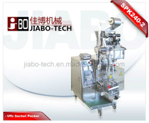 Automatic Granule Mini Bagger (SPK240F) pictures & photos