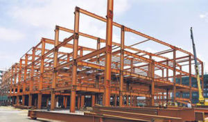 Long Span Light Steel Frame Structure for Sport Hall pictures & photos
