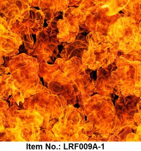 Hot Sale Flame Hydrographic PVA Film/ Water Transfer Printing / Hydro Dipping Filmfilm Patterns Lrf011b pictures & photos