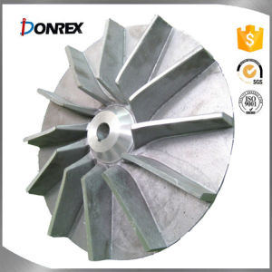 OEM Service Iron Cast Part for Impeller