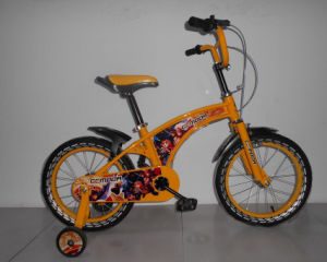 "16"" Kids Bike, Exercise Children Bike with Training Wheels pictures & photos"