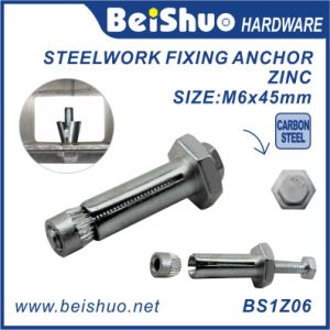 Zinc Plated Hex Head Box Expansion Bolts pictures & photos