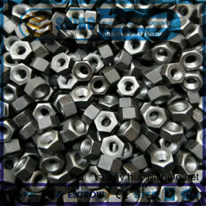 Pure Molybdenum Screws Nuts and Bolts pictures & photos