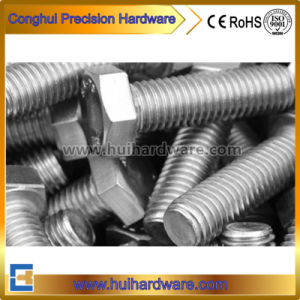 Stainless Steel A2-70 Hex Head Bolts M3 M4 Series pictures & photos