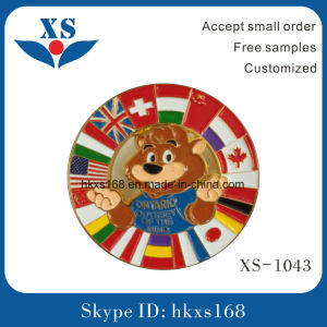 Best Quality Custom Made Metal Badge Manufacturers pictures & photos