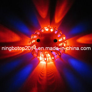 Red Blue LED Power Flare