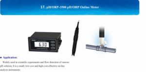 pH/Orp-3500 pH/Orp Online Analysis Meters /Water Online Monitoring &Analysis pictures & photos