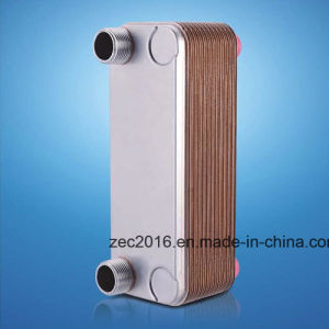Brazed Plate Heat Exchanger, Plate Type Heat Exchanger pictures & photos