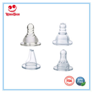 Regular Neck Baby Bottle Nipples with Ce Approval pictures & photos