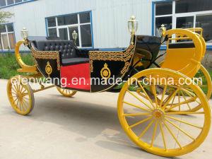 Princes Wedding Horse Carriage Horse Cart pictures & photos