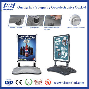 Outdoor Tank Bracket Poster holder-YS007 pictures & photos