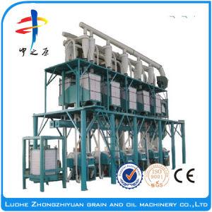 1-100 Tons/Day Wheat Flour Mill Machine/Corn Flour Mill Machine/Wheat Flour Milling Machine pictures & photos