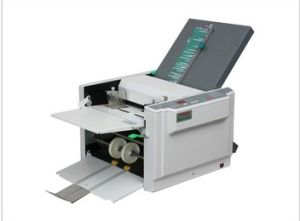 Hs297 Office Paper Folding Machine pictures & photos