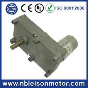 24V DC Spur Gear Reducer Motor pictures & photos