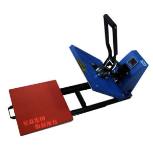 High Pressure Clamshell Heat Press Machine with Drawer pictures & photos
