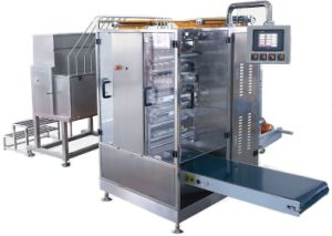 Four Side Sealing & Multi Line Sauce Packing Machine for Food/Lotion