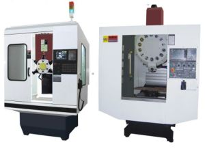 CNC Drilling & Tapping Machine Center (VD611F) pictures & photos